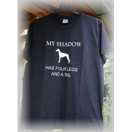 Shirt Maat L en XL - My Shadow....