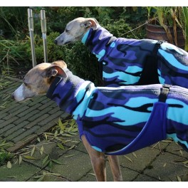 Dog coat made to measure